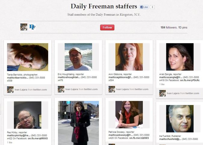 daily freeman staff