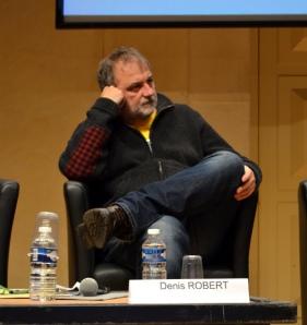 Denis Robert, Réalisateur de Journaliste 2.0 et des Nouveaux journalistes aux Assises 2013