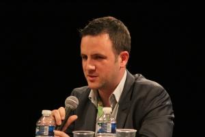 Thomas Jumel, directeur de la production de BFMTV. Photo Joann Mathias