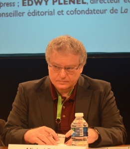 Michel Danthe - Rédacteur en chef adjoint à Le Temps - Comment financer l'information? / Guillaume Oblet