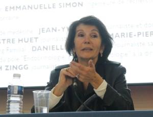Danielle Messager, de France Inter, a assumé son empathie lors du traitement de l'affaire des pilules 3ème et 4ème génération.